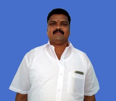 V R Manikandan