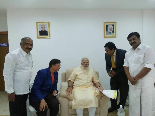 PM meet at pondy 2018