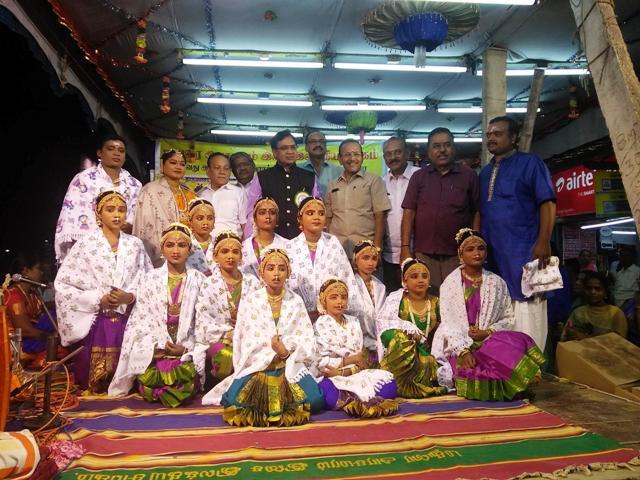 arasamaram mahasivarathiri function 2018